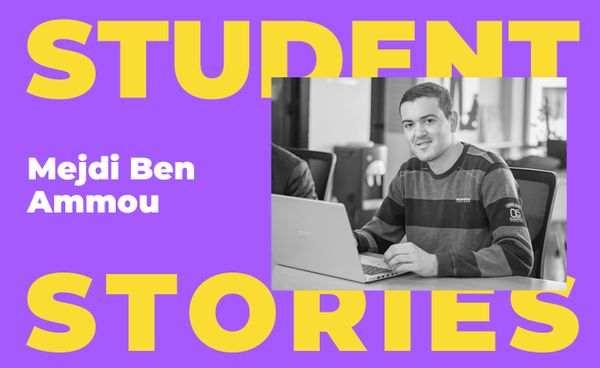 Student Stories: Mejdi Ben Ammou