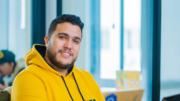 Student Stories: Aymen Derouiche